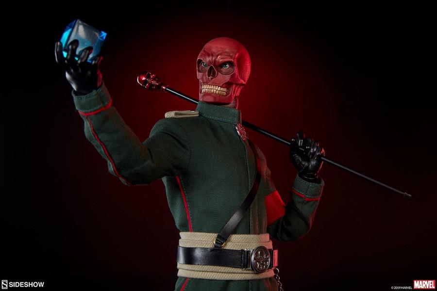 Sideshow - Red Skull