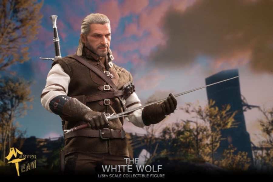 MT Toys - The White Wolf