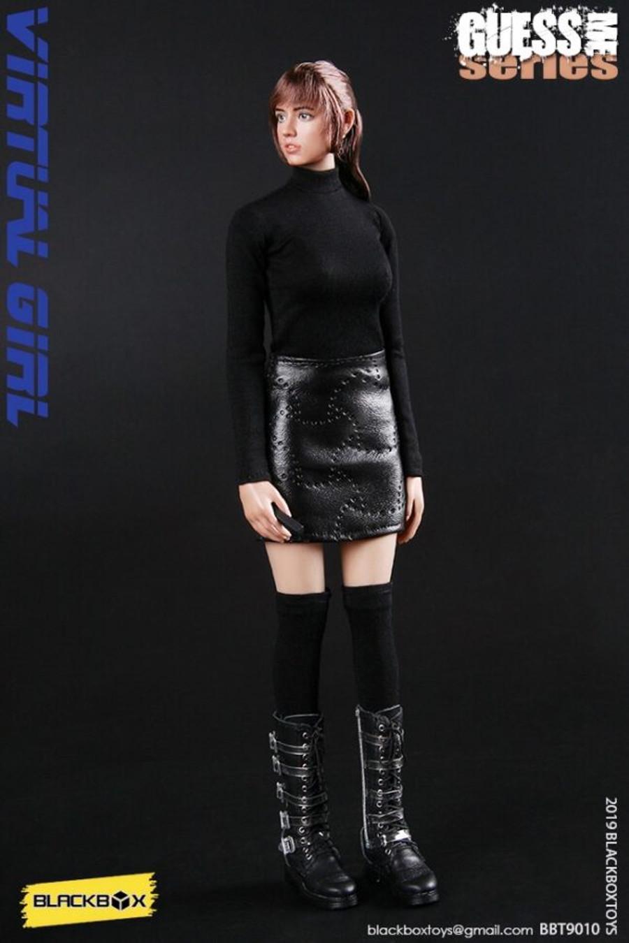 Blackbox - Guess Me Series: Virtual Girl Set