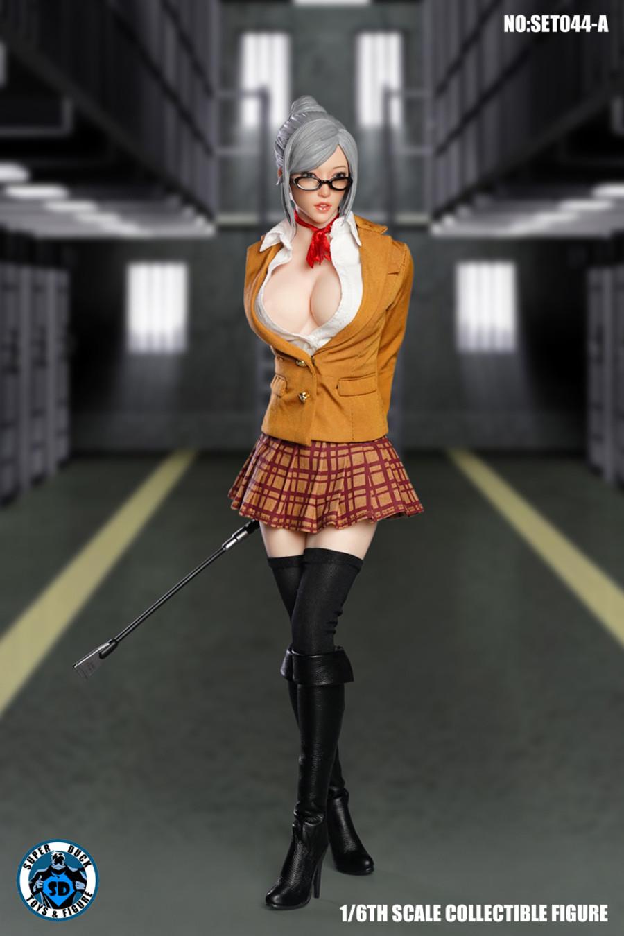 Super Duck - Cosplay Series - School Uniform Set