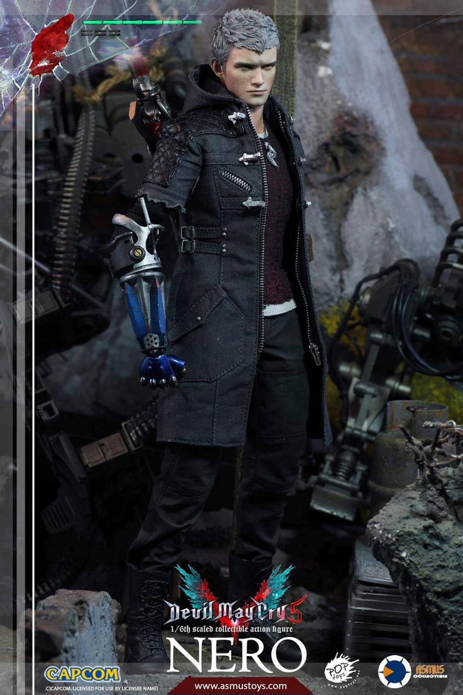 Asmus Toys - The Devil May Cry Series: Nero DMC V