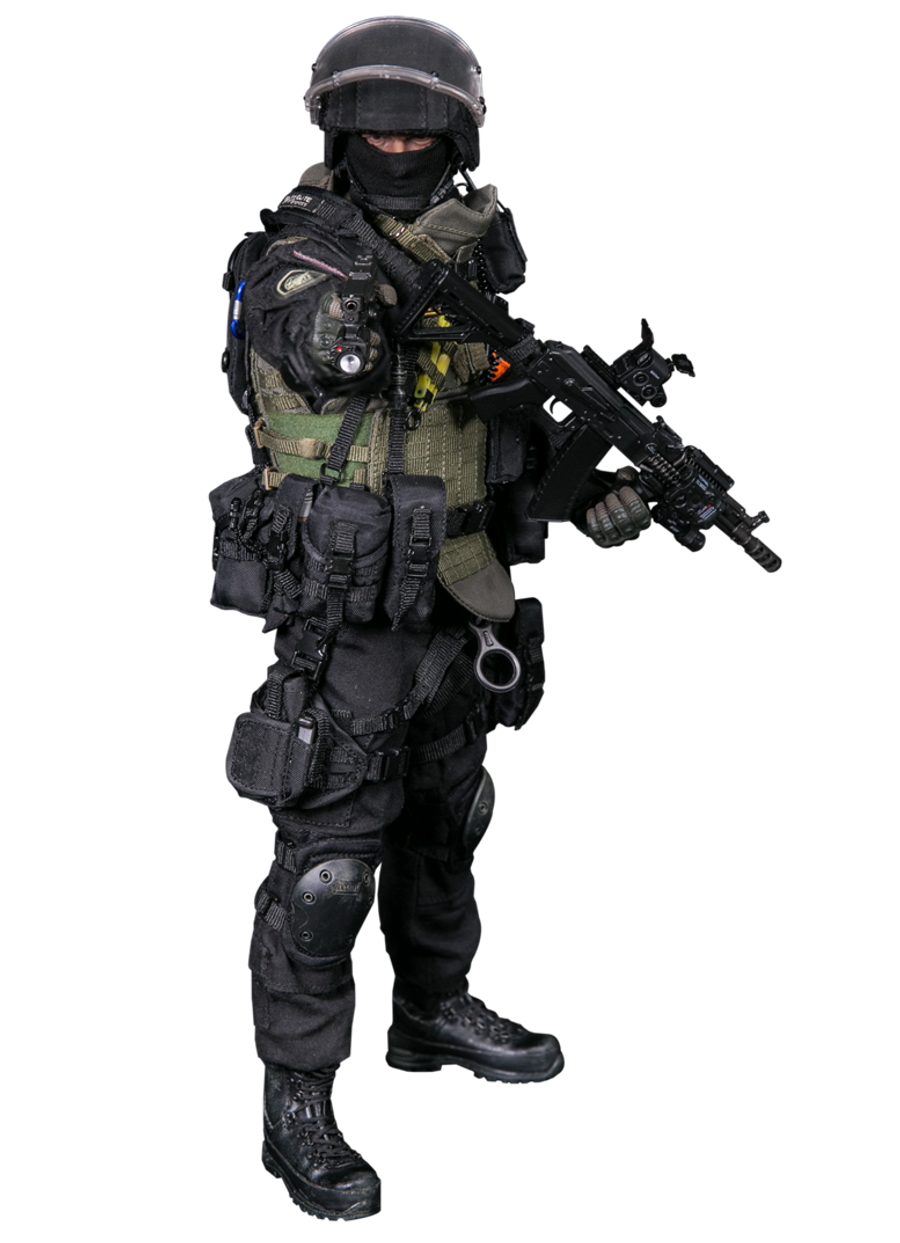 DAM Toys - Russian Spetsnaz FSB Alpha Group