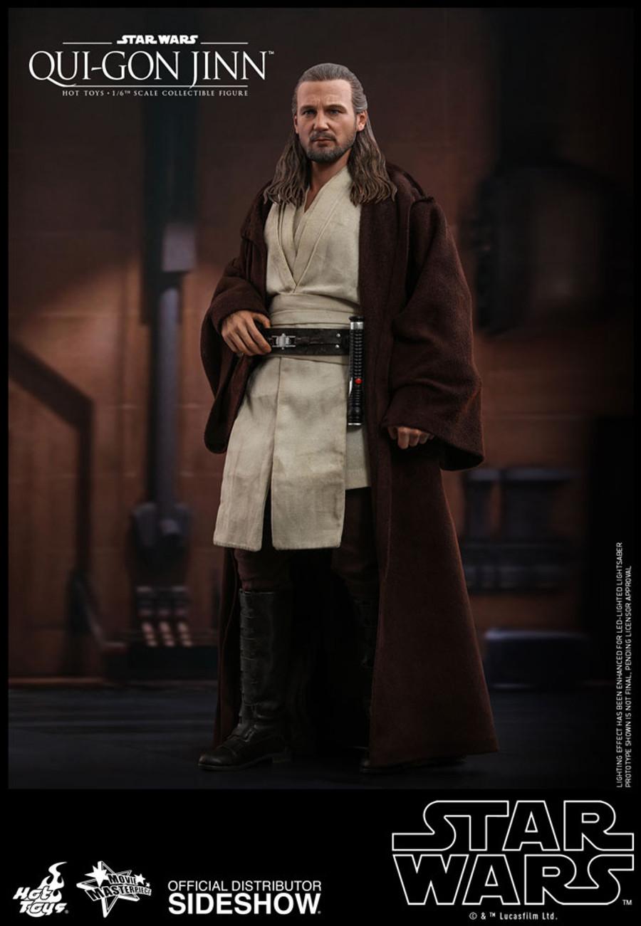 Hot Toys - Star Wars Episode 1: The Phantom Menace - Qui-Gon Jinn
