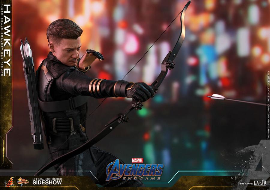 Hot Toys - Avengers: Endgame - Hawkeye