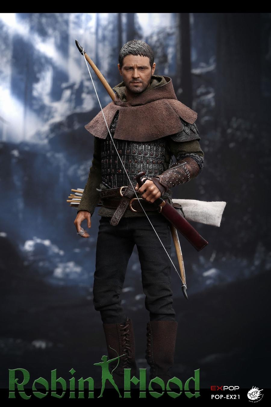 Pop Toys - Chivalrous Robin Hood