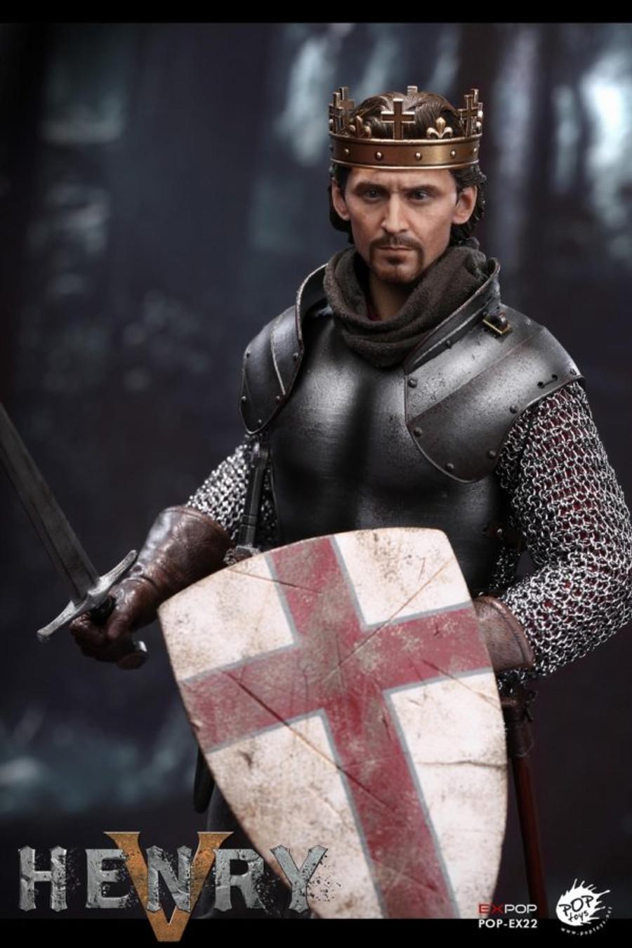 Pop Toys - King Henry V of England