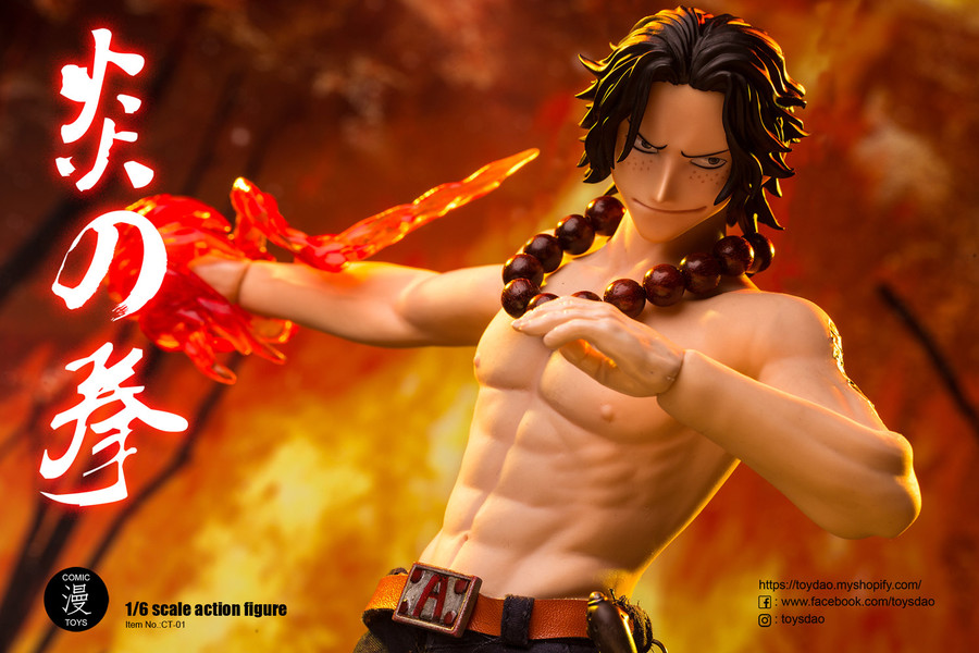 Toys Dao - Fire Figure