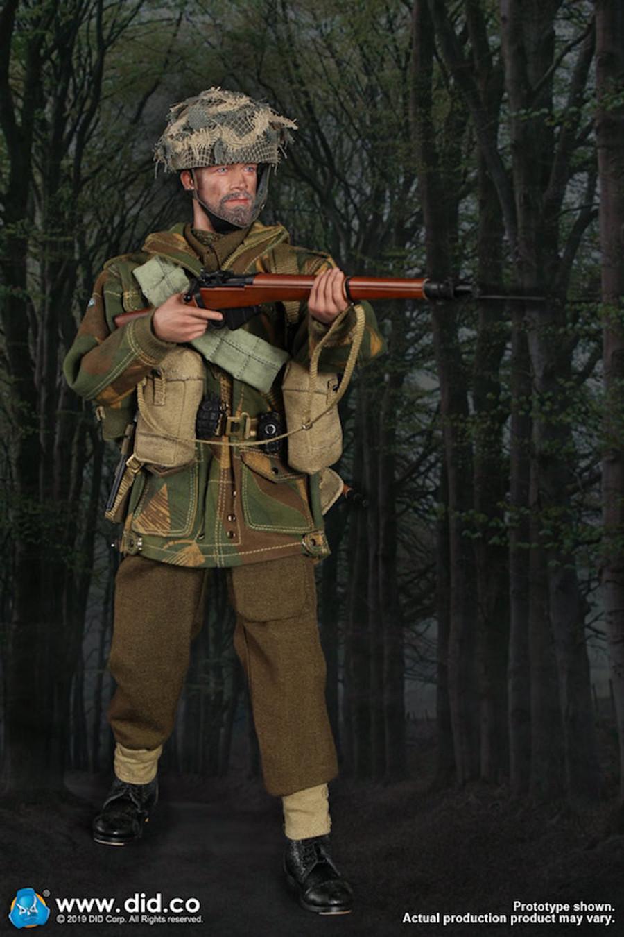 DID -  British 1st Airborne Division (Red Devils) Sergeant Charlie