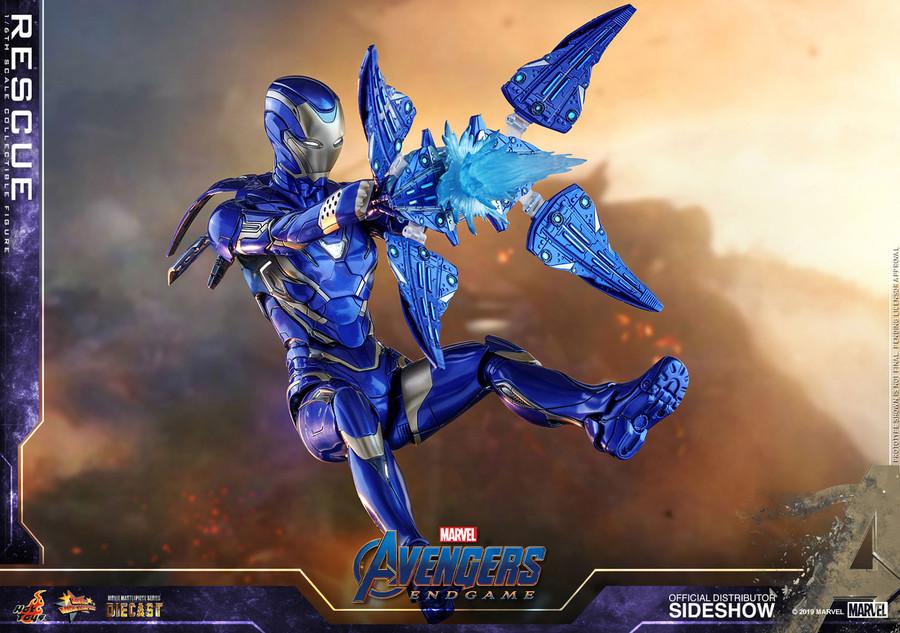 Hot Toys - Avengers Endgame: Rescue
