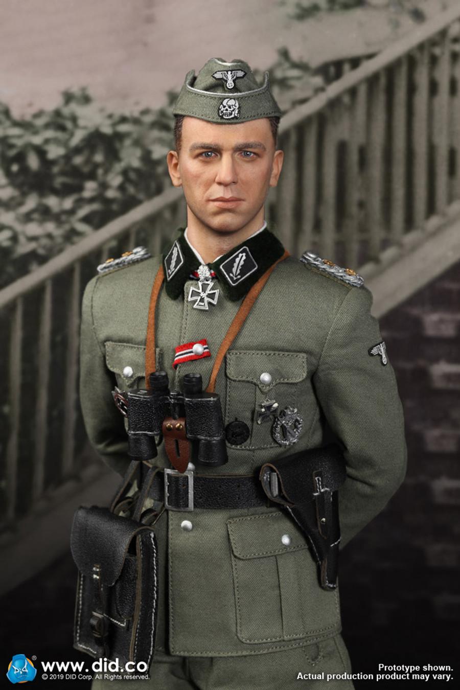 DID - SS Obersturmbannfuhrer Kurt Meyer