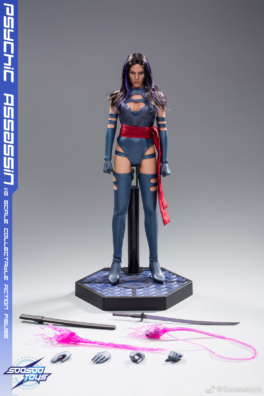 SooSoo Toys - Psychic Assassin Limited