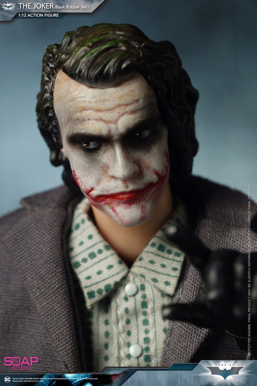 Soap Studio - 1/12 The Joker - Robbed Version