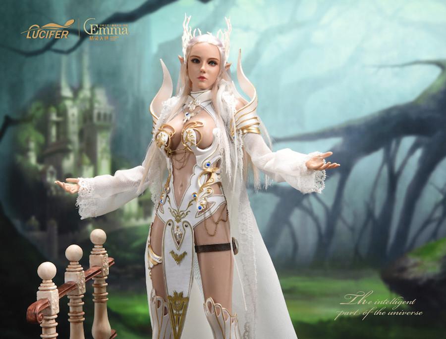Lucifer - Elf Queen Emma Queen Version
