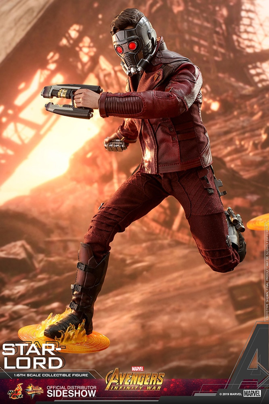Hot Toys - Avengers: Infinity War - Star-Lord
