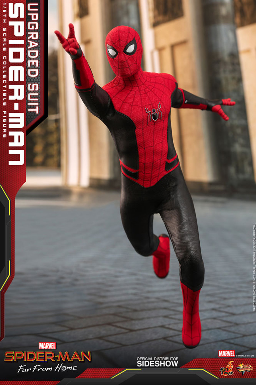 Hot Toys - Spider-Man: Far From Home - Spider-Man (Upgraded Suit)