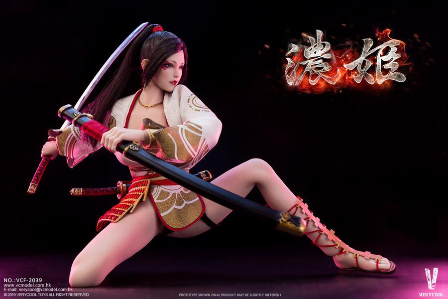 Very Cool - Ancient Japanese Heroine Series Nōhime
