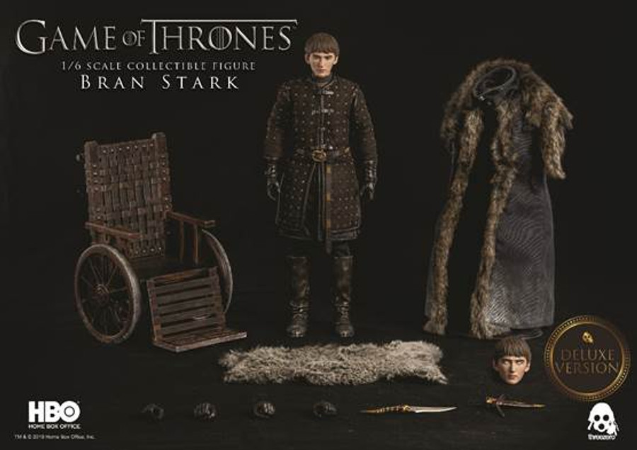Threezero -  Game of Thrones: Bran Stark (Deluxe Version)