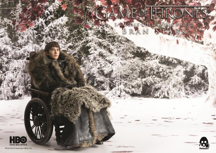 Threezero - Game of Thrones: Bran Stark (Standard Version)