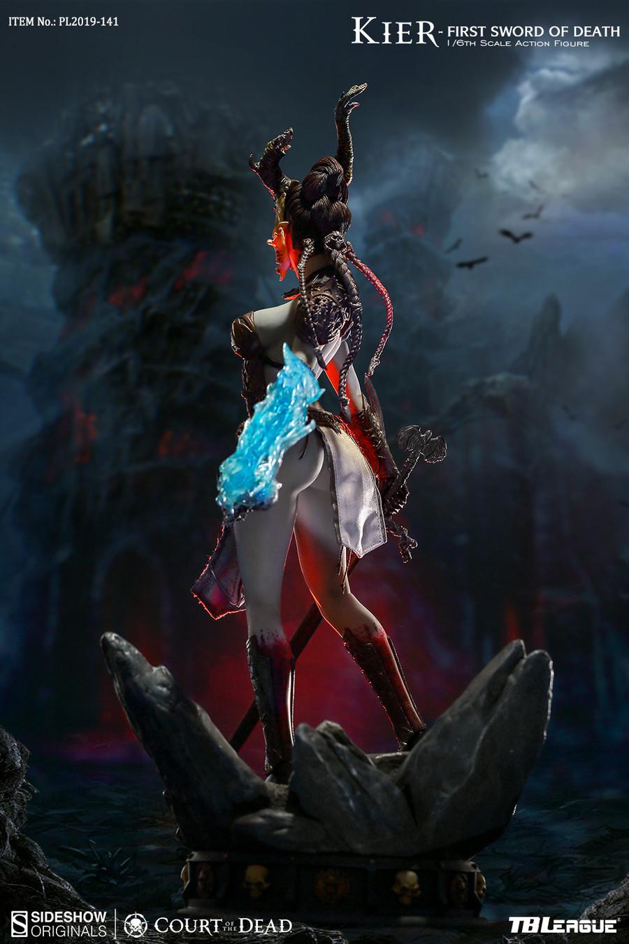 TBLeague X Sideshow - Kier-First Sword of Death