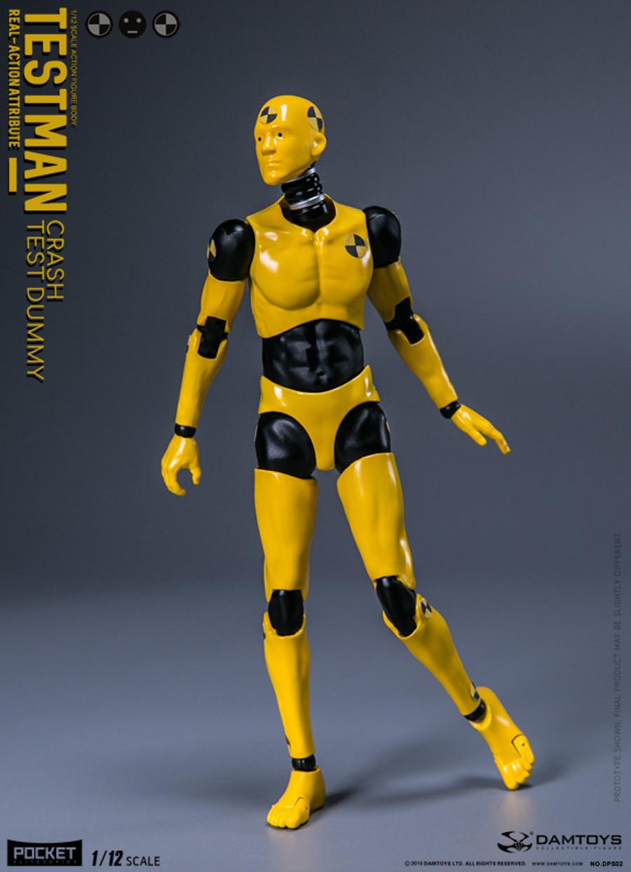 DAM Toys - 1/12 Test Man