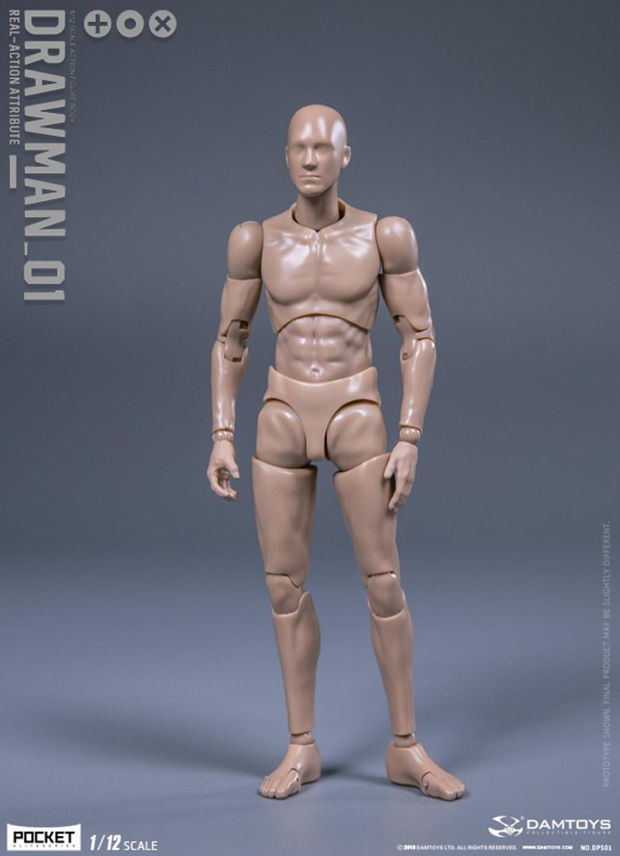 DAM Toys - 1/12 Draw Man