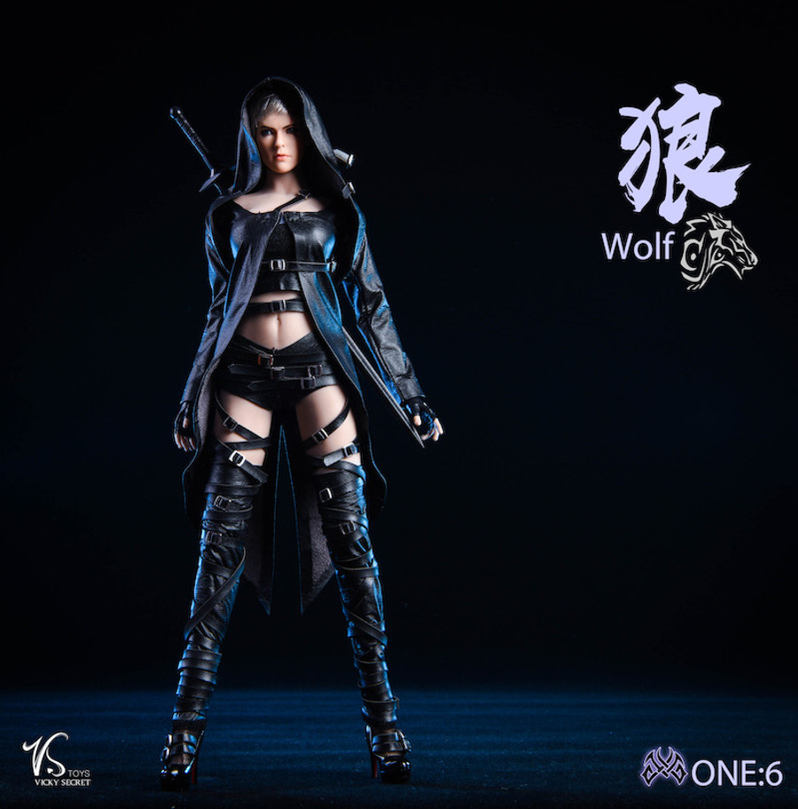 VS Toys - The White Wolf Accessory Set