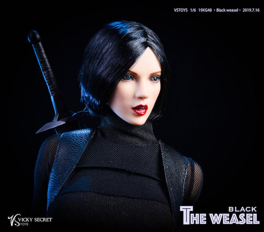 VS Toys - Black Weasel Accessory Set