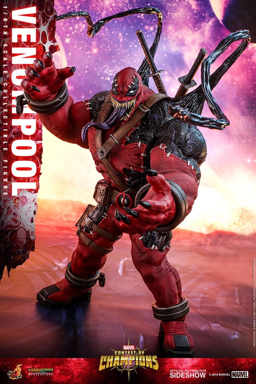 Hot Toys - Marvel Contest of Champions: Venompool