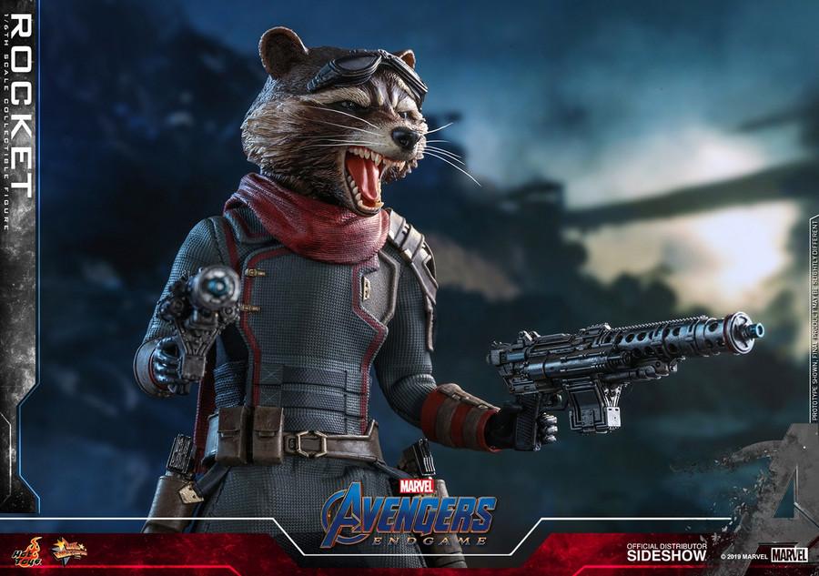 Hot Toys - Avengers: Endgame - Rocket