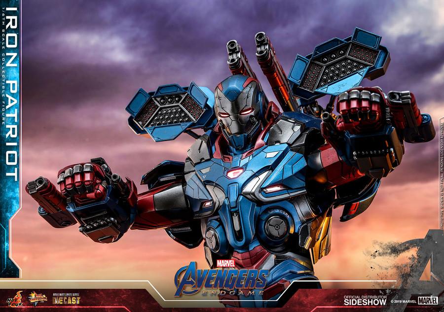 Hot Toys -  Avengers: Endgame - Iron Patriot