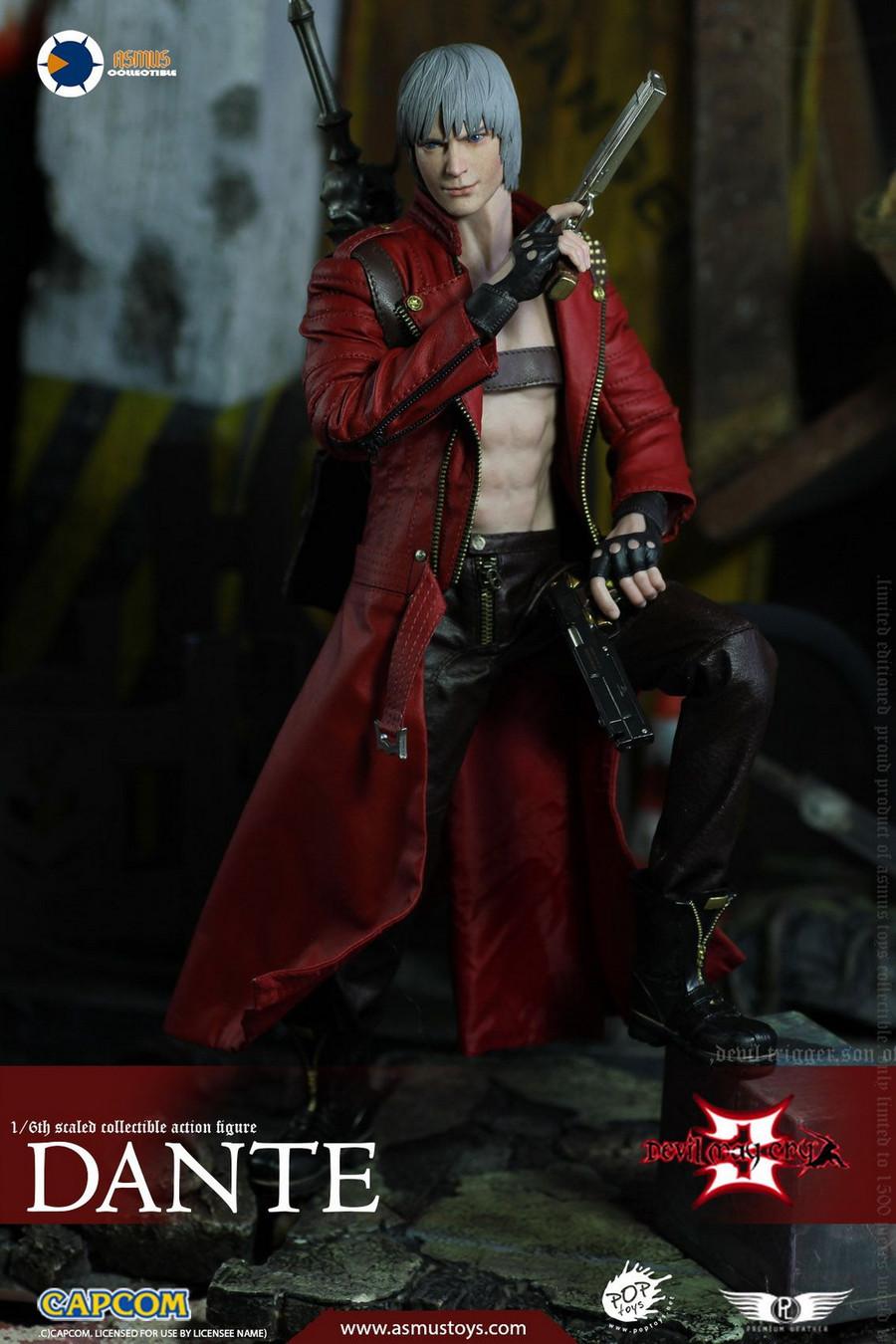 Asmus Toys - The Devil May Cry Series: Dante DMC III
