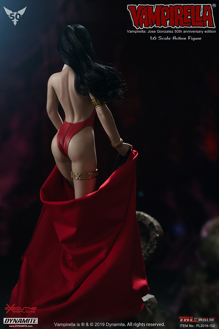 TBLeague - Vampirella - Jose Gonzalez Anniversary Edition