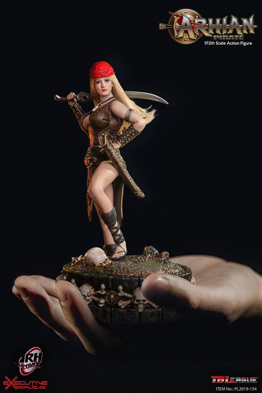TBLeague - 1/12 Arhian Pirate