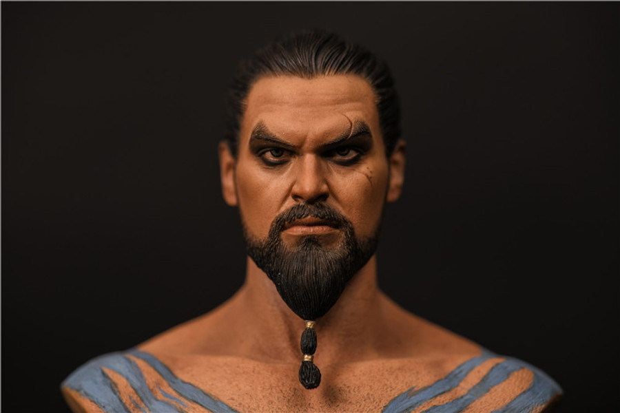 Dark Moon Toys - Khal Drogo Male Muscular Bust
