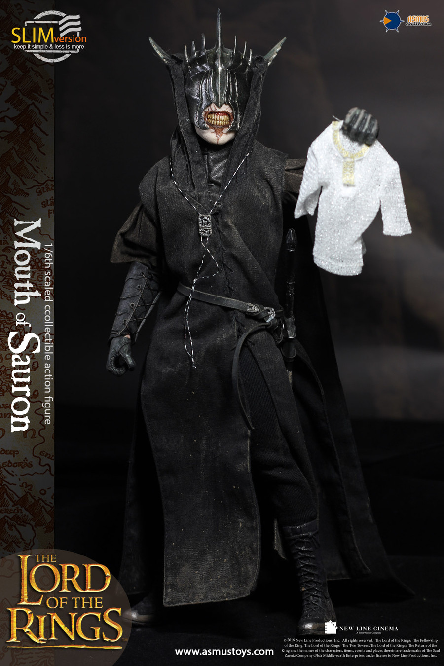 Asmus Toys - Lord of The Rings Series - The Mouth of Sauron