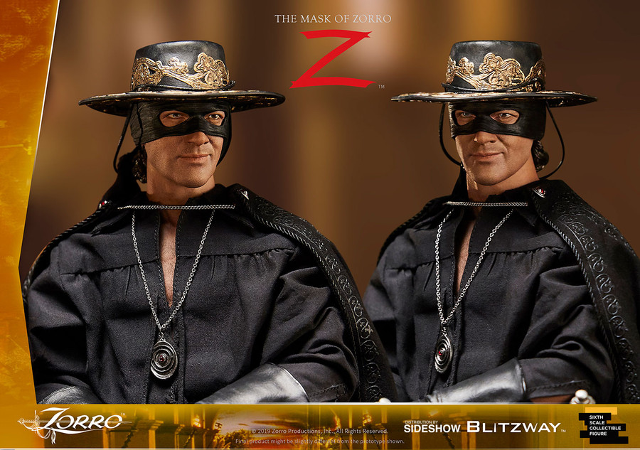 Blitzway - Mask of Zorro: Zorro