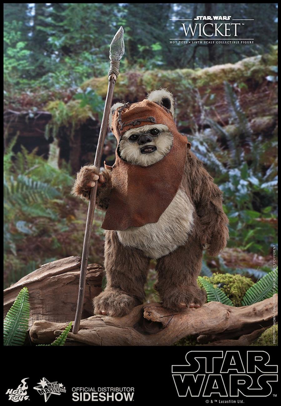 Hot Toys - Star Wars: Return of the Jedi - Wicket