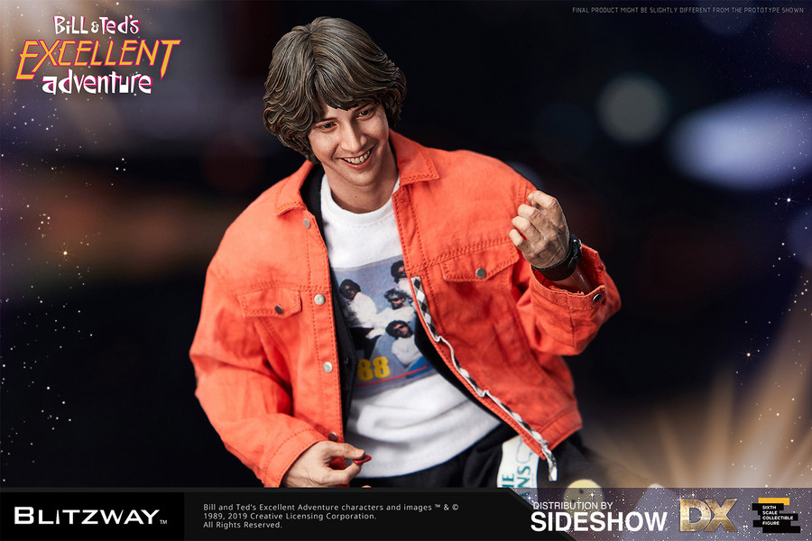 Blitzway - Bill & Ted's Excellent Adventure: Bill and Ted