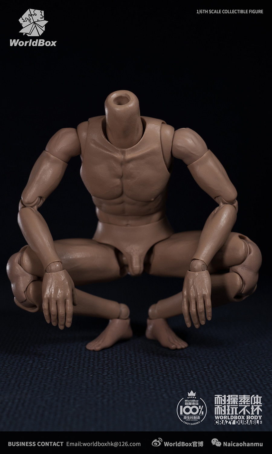 World Box - Resistance Body with Neck - Universal Version