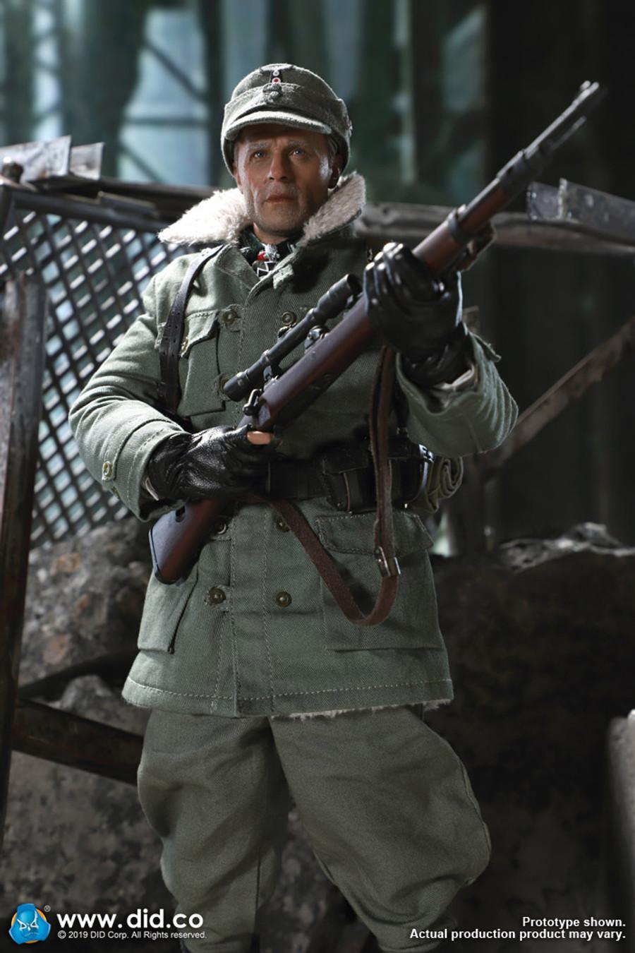 DID - WWII German Battle of Stalingrad 1942 - Major Erwin König