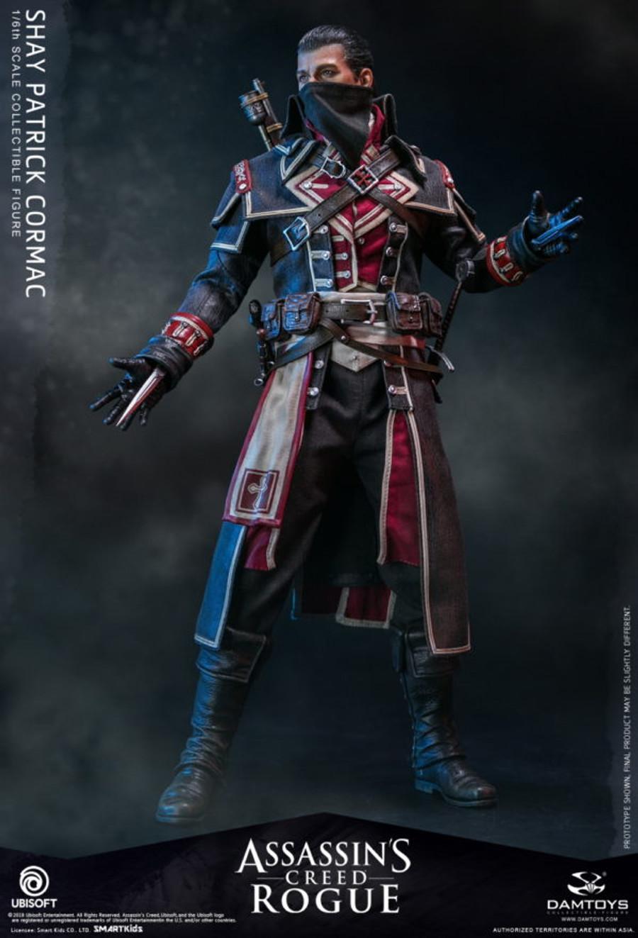 DAM Toys - Assassin's Creed: Shay Patrick Cormac