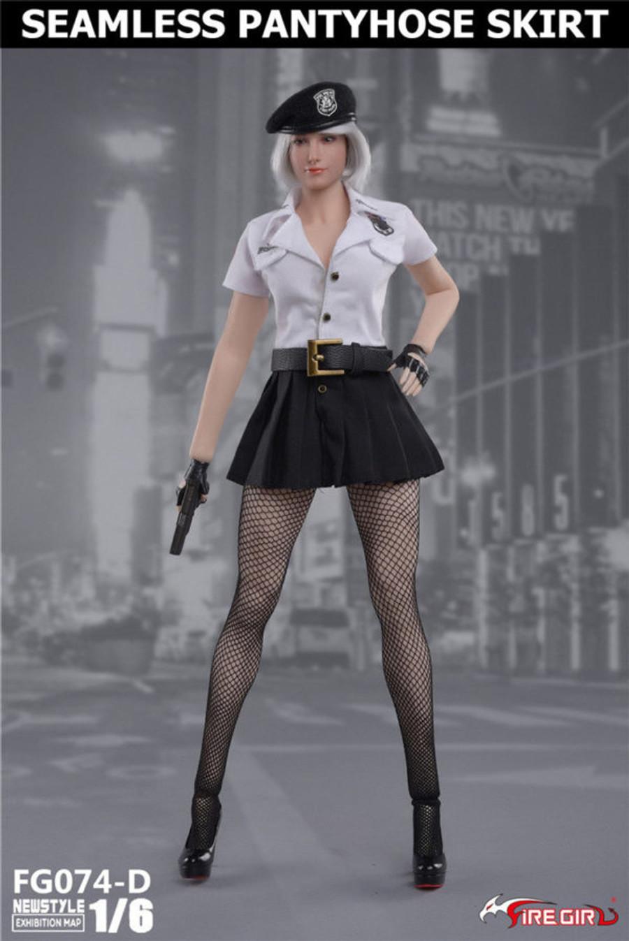 Fire Girl Toys - Seamless Pantyhose Skirt