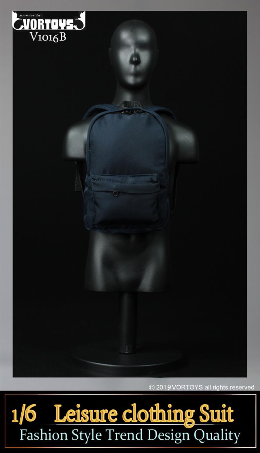 Vor Toys - Parker Field Trip Outfit - Denim Pants Version
