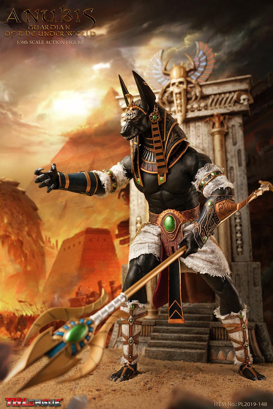TBLeague - Anubis Guardian of The Underworld