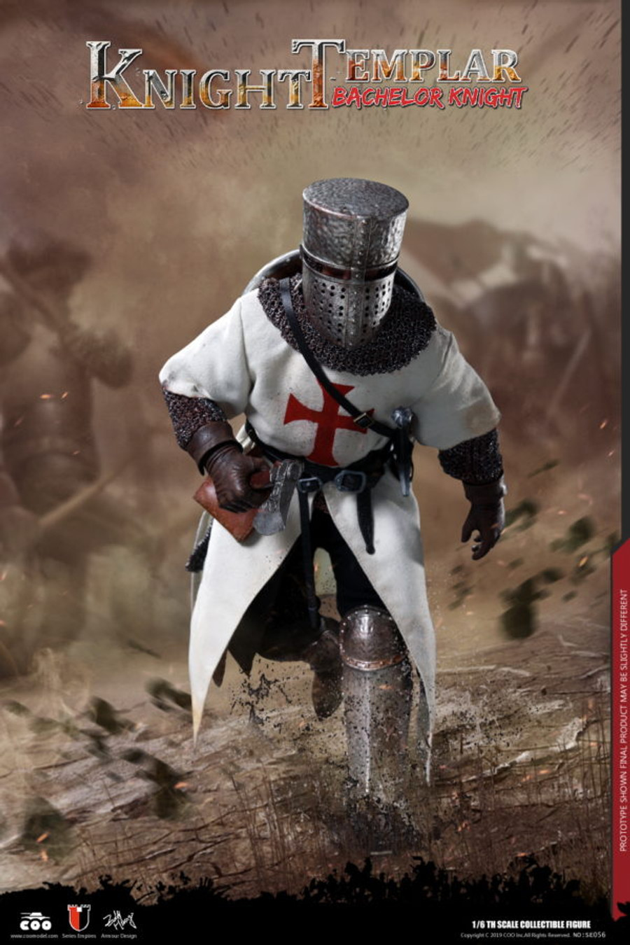 COO Model - Bachelor of Knights Templar
