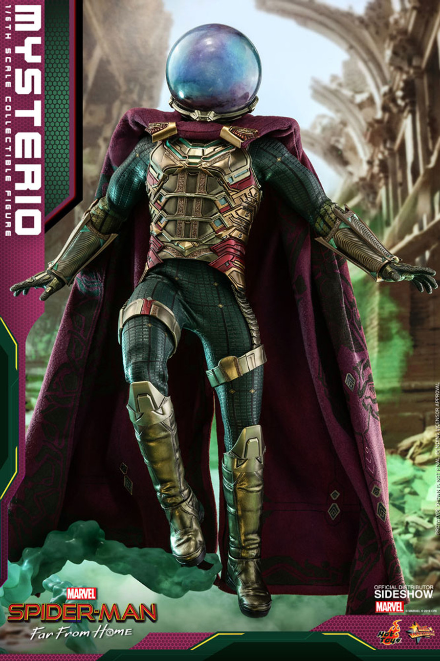 Hot Toys - Spider-Man: Far From Home - Mysterio