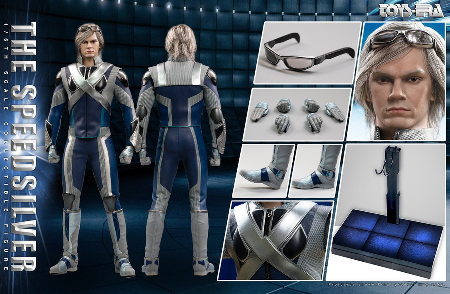 Toys Era - The Speedsilver Ultimate Combat Suit - Standard