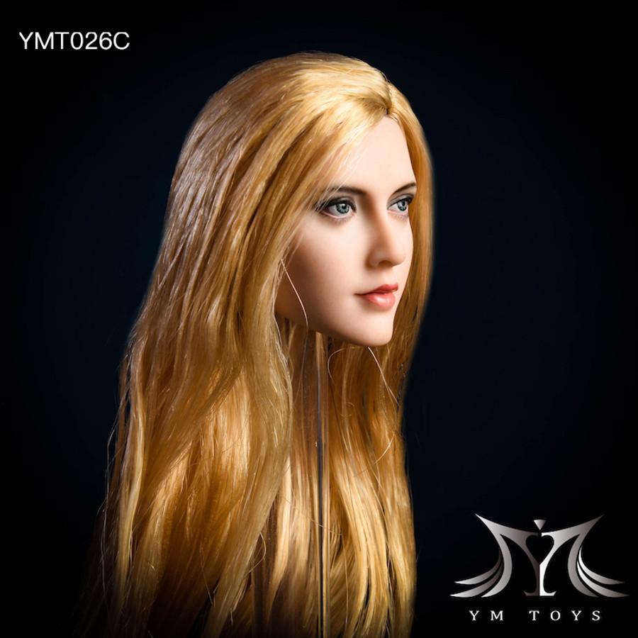 YM Toys - Anna Female Head