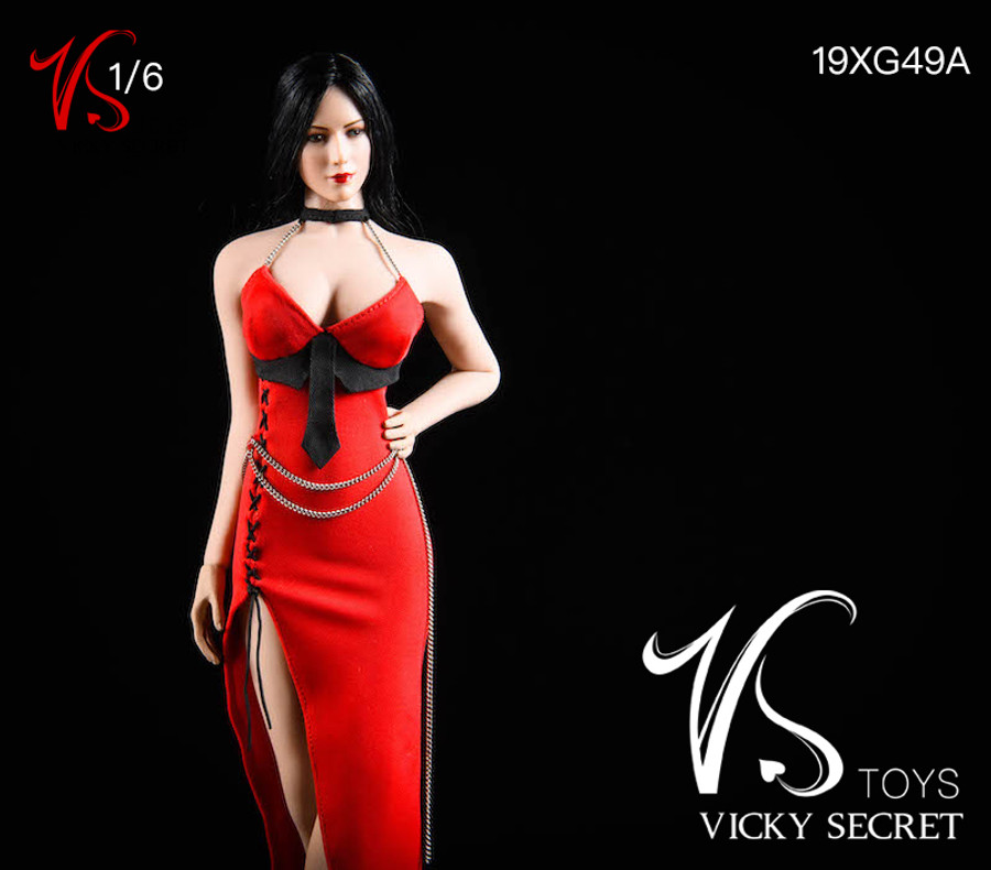 VS Toys - Long Dress