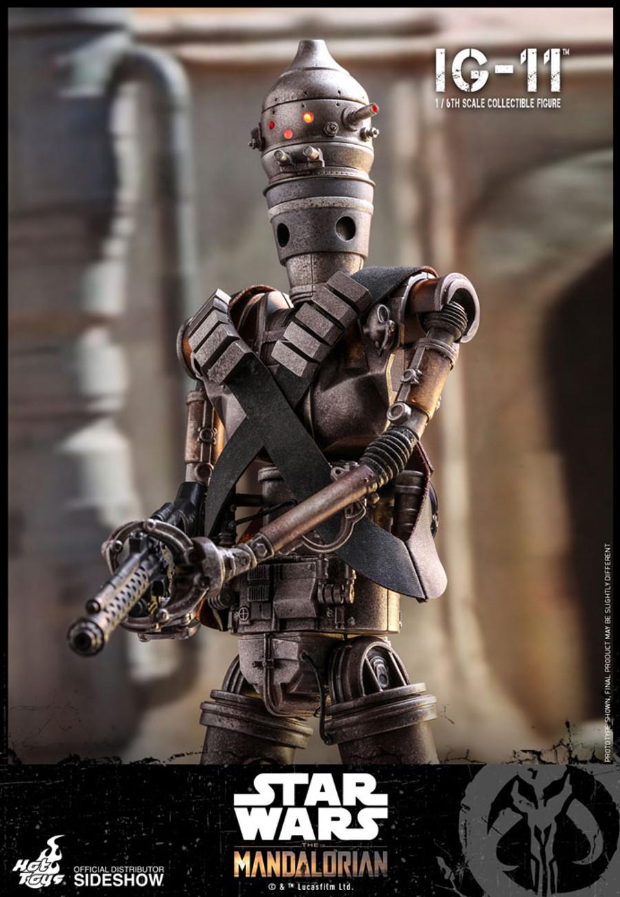 Hot Toys - Star Wars The Mandalorian - IG-11